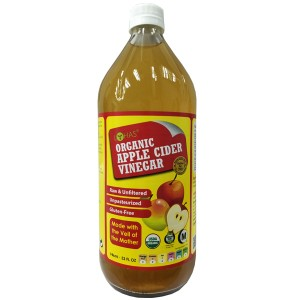 LOHAS Organic Apple Cider Vinegar