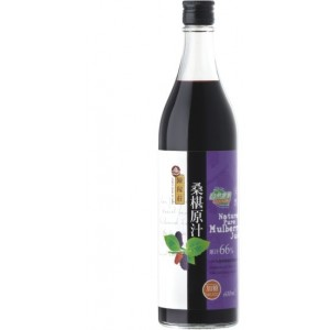Pure Mulberry Juice (Sugar Added)