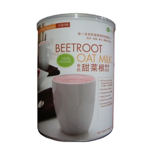 Organic Beetroot Oatmilk