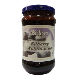 BioNova Organic Billberry Fruit Spread