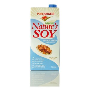 Organic Nature's Soy - Enriched