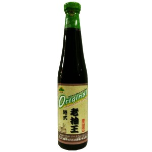 Oragnic Hong Kong Style old Sauce