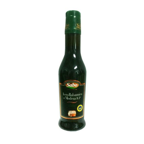 Home > Enzyme and Vinegars > Sabo Organic Balsamic Vinegar From Modena ...