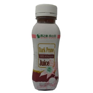 Ruhn Chan All Natural Dark Prune Juice