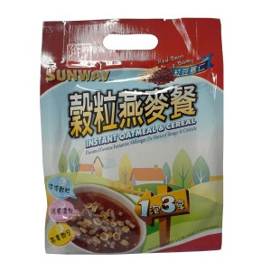 Instant Oatmeal & Cereal - Red Bean & Barley
