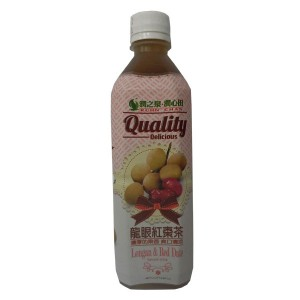 Longan and Red Date (Natural Drink)