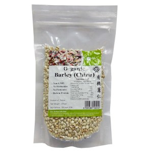 Organic Barley (China)