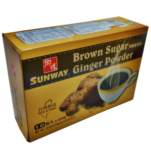 Brown Sugar Ginger Powder