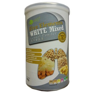 LOHAS Five Elements White Mixed Cereal Powder