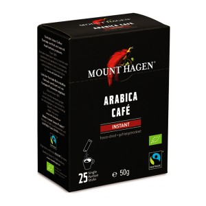 Mount Hagen Arabica cafe Instant