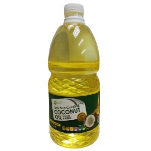100% Pure Cooking Coconut Oil
