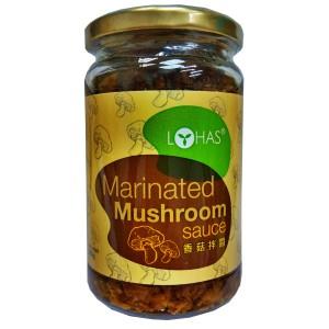 Marinated Mushroom Sauce