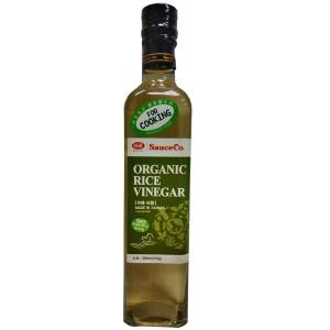 SauseCo - Organic Rice Vinegar