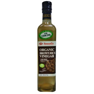 SauseCo - Organic Brown Rice Vinegar