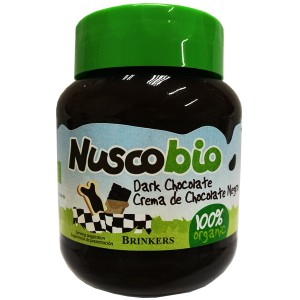 Nuscobio Dark Chocolate Spread 100% organic