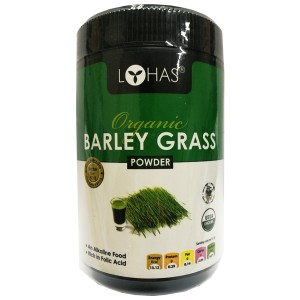 LOHAS Barley Grass Powder Organic