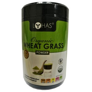 LOHAS Wheat Grass Powder Organic