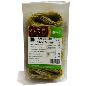 Organic Mee Suar (Spinach)