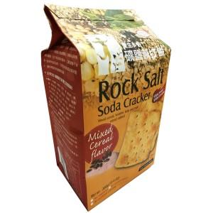 Rock Salt Soda Cracker (Mixed Cereal Flavor)