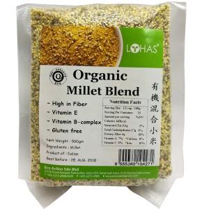 Organic Millet Blend