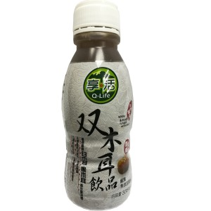 White & Black Fungus Revealed Drink