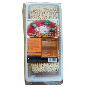 Organic Sesame Oil & Dong Quai Ange-Hair Ramen