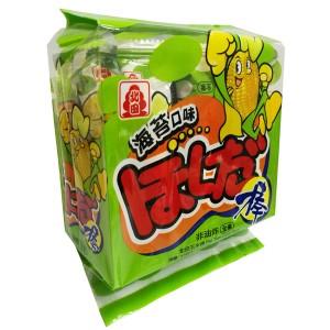 Pei Tien Corn Roll (BBQ Seaweed Flavour)