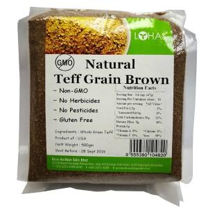 Natural Teff Grain Brown