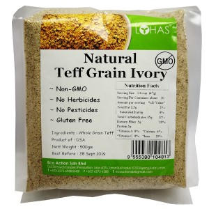 Natural Teff Grain Ivory