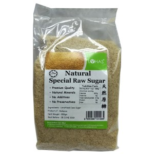 Natural Special Raw Sugar