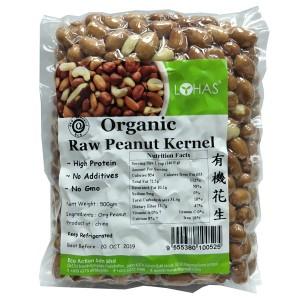 Organic Raw Peanut Kernel