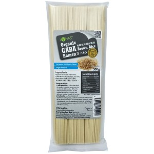 Organic Caba Brown Rice Ramen