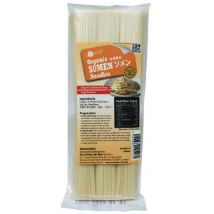 Organic Somen Noodles