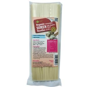 Organic Somen Noodles (Angelica Flavor )