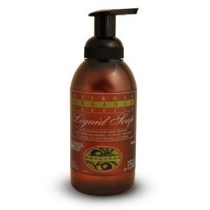 Melrose Organic Castile Soap Original Pump