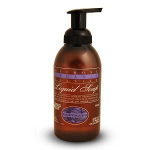 Melrose Organic Castile Soap Rosemary Pump