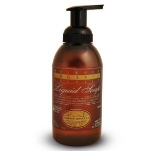 Melrose Organic Castile Soap Lemon Myrtle Pump