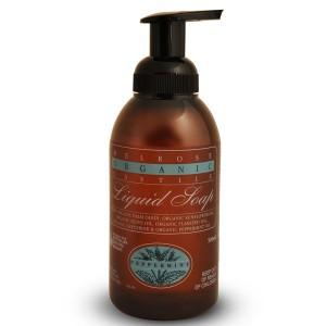 Melrose Organic Castile Soap Lavender Pump