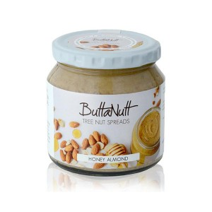 Honey Almond Jar (250g)