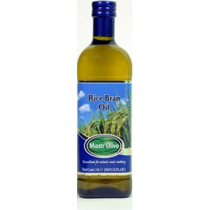 Rice Bran Oil (Non-GMO)