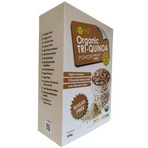 LOHAS Organic Tri-Quinoa Powder