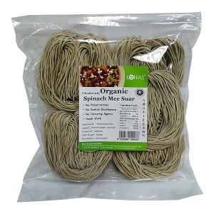 LOHAS- Organic Spinach Mee Suar