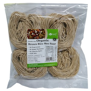 LOHAS- Organic Brown Rice Mee Suar