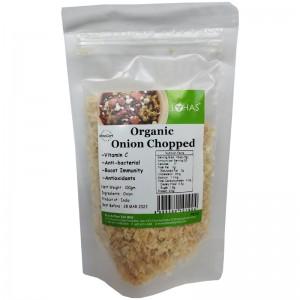 Organic Onion Chopped