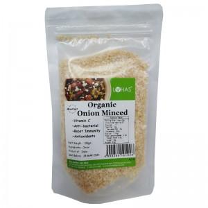 Organic Onion Minced