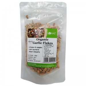 Organic Garlic Flakes