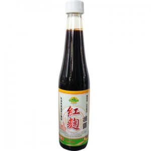 Organic Red Yeast Soy Sauce