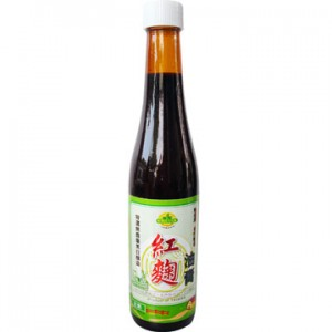 Organic Red Yeast Black Bean Sauce Paste