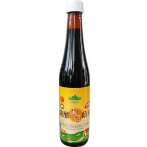 Organic Black Soy Bean Light Sauce