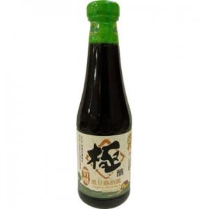 Organic Premium Black Soy Bean Sauce (Thick)